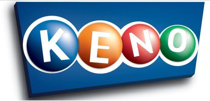 Online keno logo