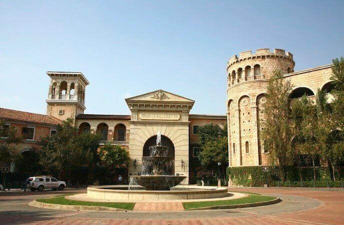 Montecasino - land based casinos
