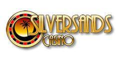 Silversands casino logo - no deposit bonus
