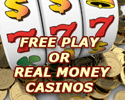 image of free casinos vs real-money-casinos