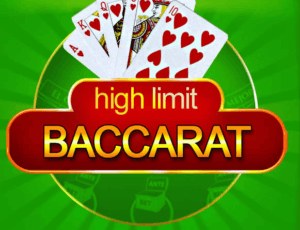 online baccarat high limit baccarat