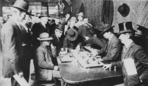 history of table games