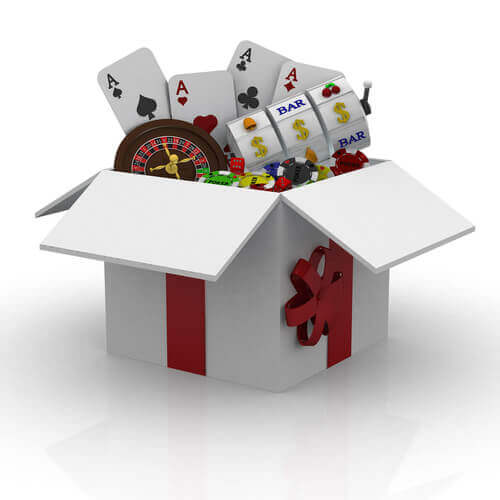Casino gift - no deposit bonus