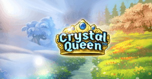 crystal queen slot from Quickspin